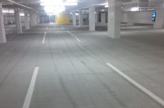 AAA Striping Parkade Scrubbing 2