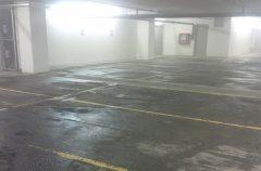 AAA Striping Parkade Scrubbing 1